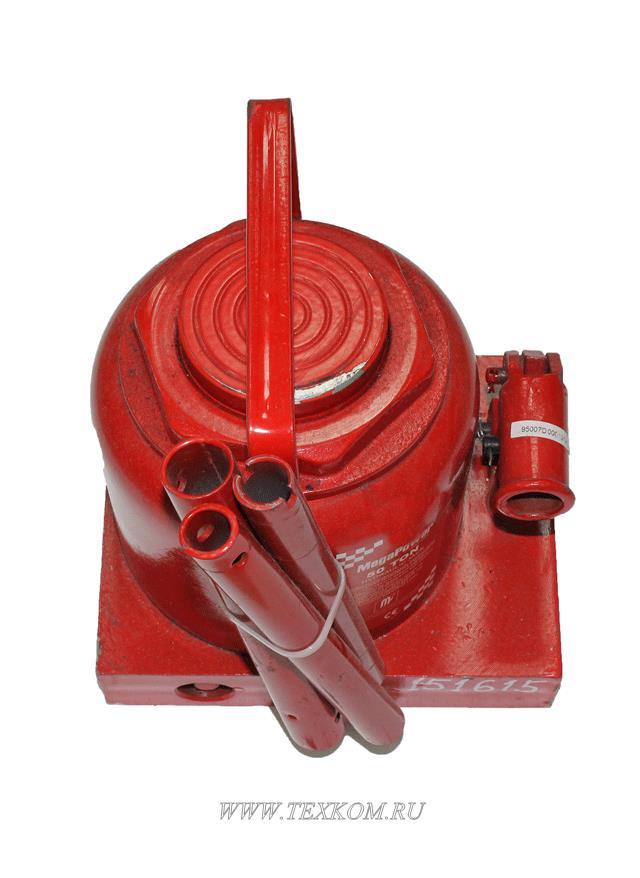 Домкрат гидравлический бутылочный Megapower M-95007 - фото 7