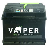 Аккумуляторная батарея VAIPER 6СТ60 прям. Россия 242х175х190 480А