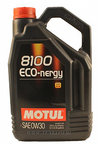 Масло моторное MOTUL 8100 ECO-NERGY 0W30 5л.