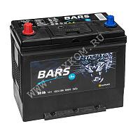 Аккумуляторная батарея BARS Asia 6СТ50 VL АПЗ прям.тн.кл. 236х129х220 Казахстан (JIS-65B24R)