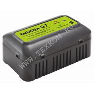Устройство зарядное ВЫМПЕЛ 07 для гелевых и кислотных АКБ 12V (1.2A) автомат 220V ВЫМПЕЛ