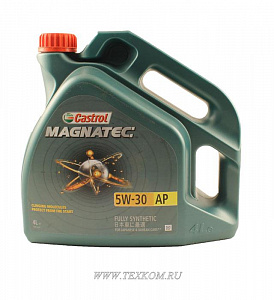 Масло моторное CASTROL MAGNATEC 5W30 АР 4л