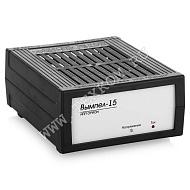 Устройство зарядное ВЫМПЕЛ-15 для АКБ 6/12V (5.5A) автомат 220V