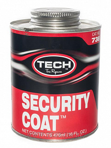 Герметик заплат SECURITY COAT 470мл TECH