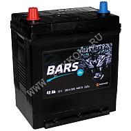 Аккумуляторная батарея BARS Asia 6СТ42 VL АПЗ прям.тн.кл. 186х129х220 Казахстан (JIS-44B19R)